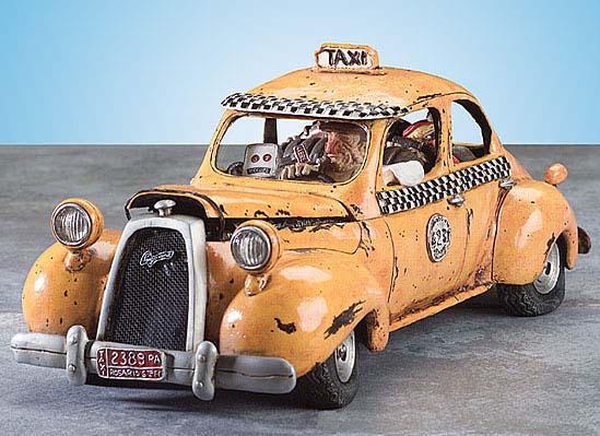 Le Taxi - The Taxi