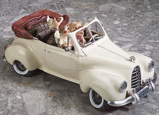 Le Cabriolet - The Convertible