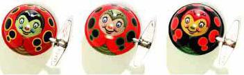 Wacky Wind-Up - Ladybug