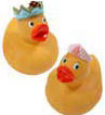 Royal Rubber Duck
