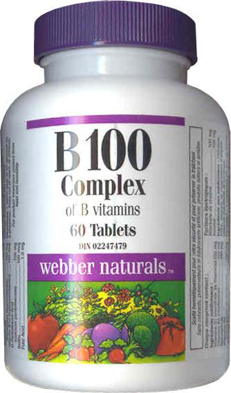 Complete B100 Vitamin B Complex