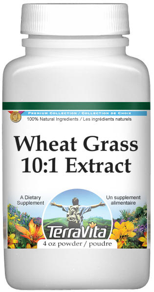 Wheat Grass 10:1 Extract Powder