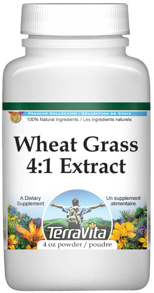 Wheat Grass 4:1 Extract Powder