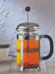 Tea and Coffee Maker (Darjeeling) - Stainless Steel Chrome
