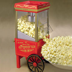 Old Fashioned Movietime Countertop Popcorn Popper - Additional View