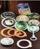 Fido Rubber Rings for Preserving Jars - Set of 6
