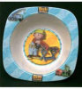Bob The Builder Square / Round Bowl by Trudeau