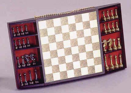 Hanging Chess Set