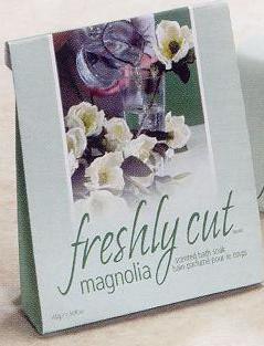 Magnolia Bath Soak Envelope
