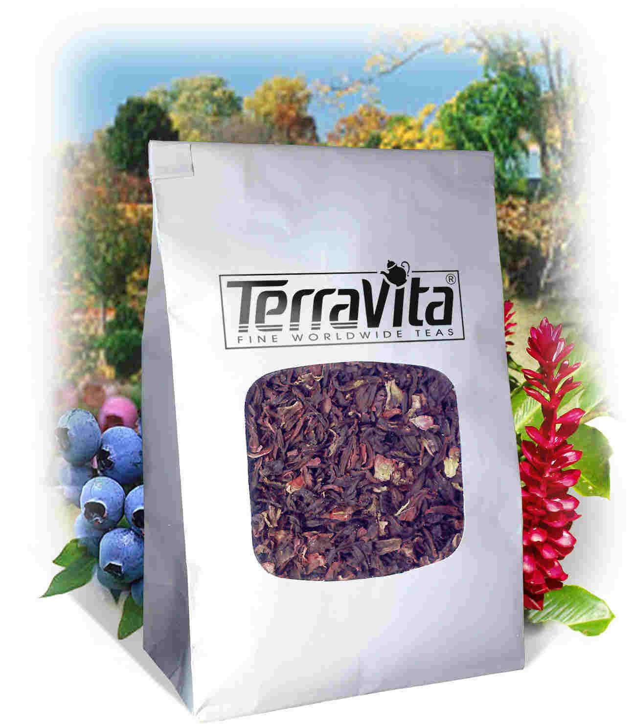 Sage Leaves (Cut) Tea (Loose)