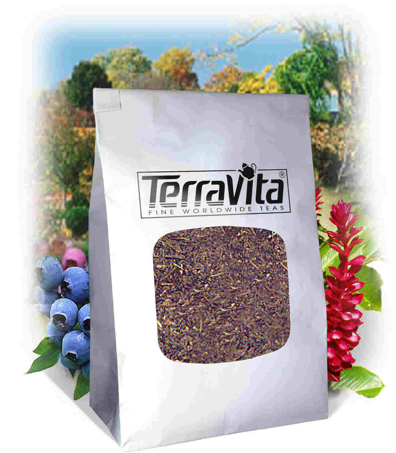Cherry Stems (Stipites cerasorum) Tea (Loose)