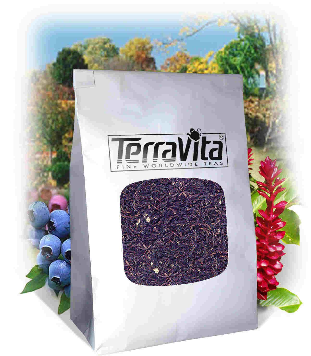 Mulberry Flavoured Black Tea (Loose)
