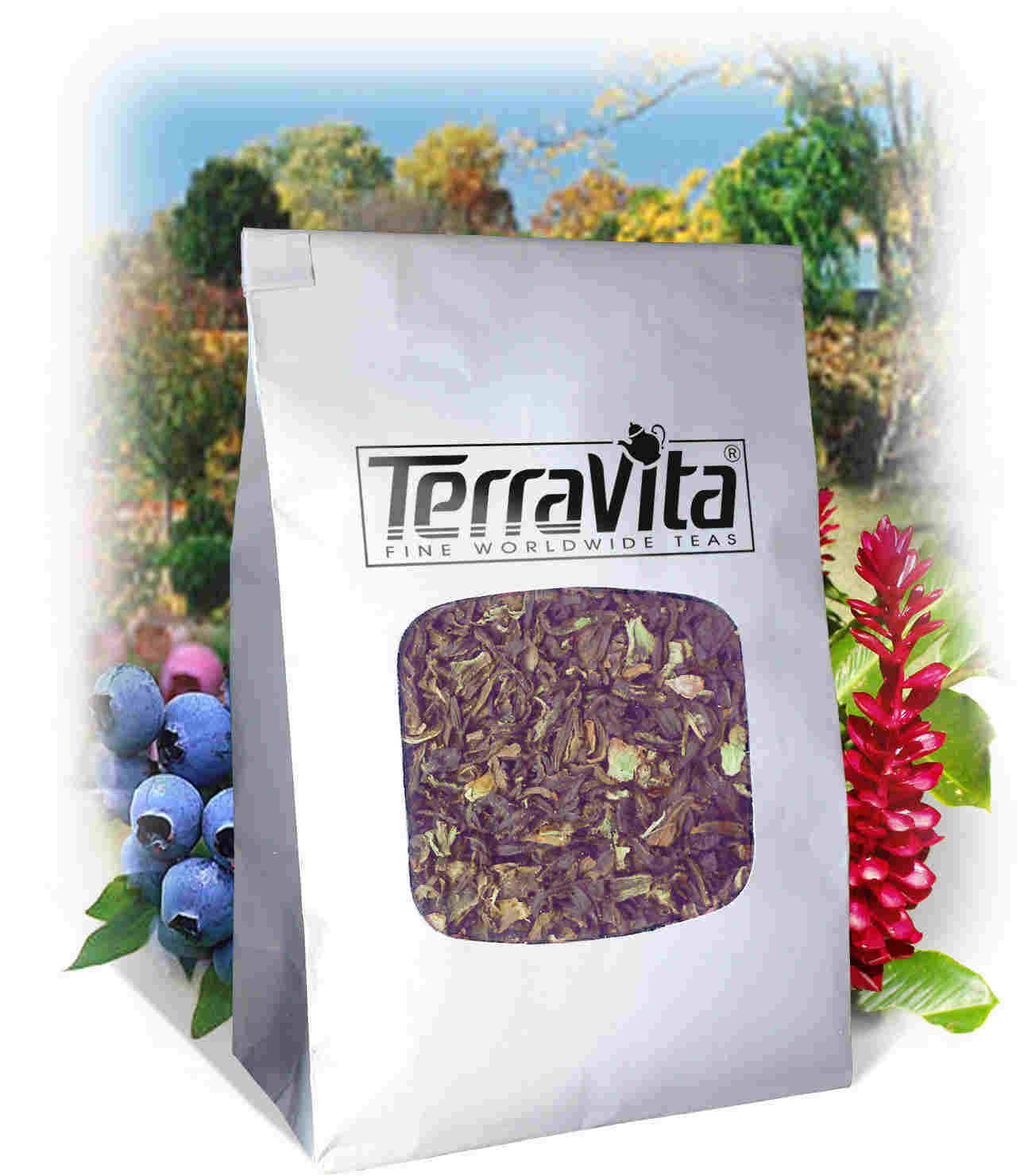 Cramp Bark (Viburnum) Tea (Loose)
