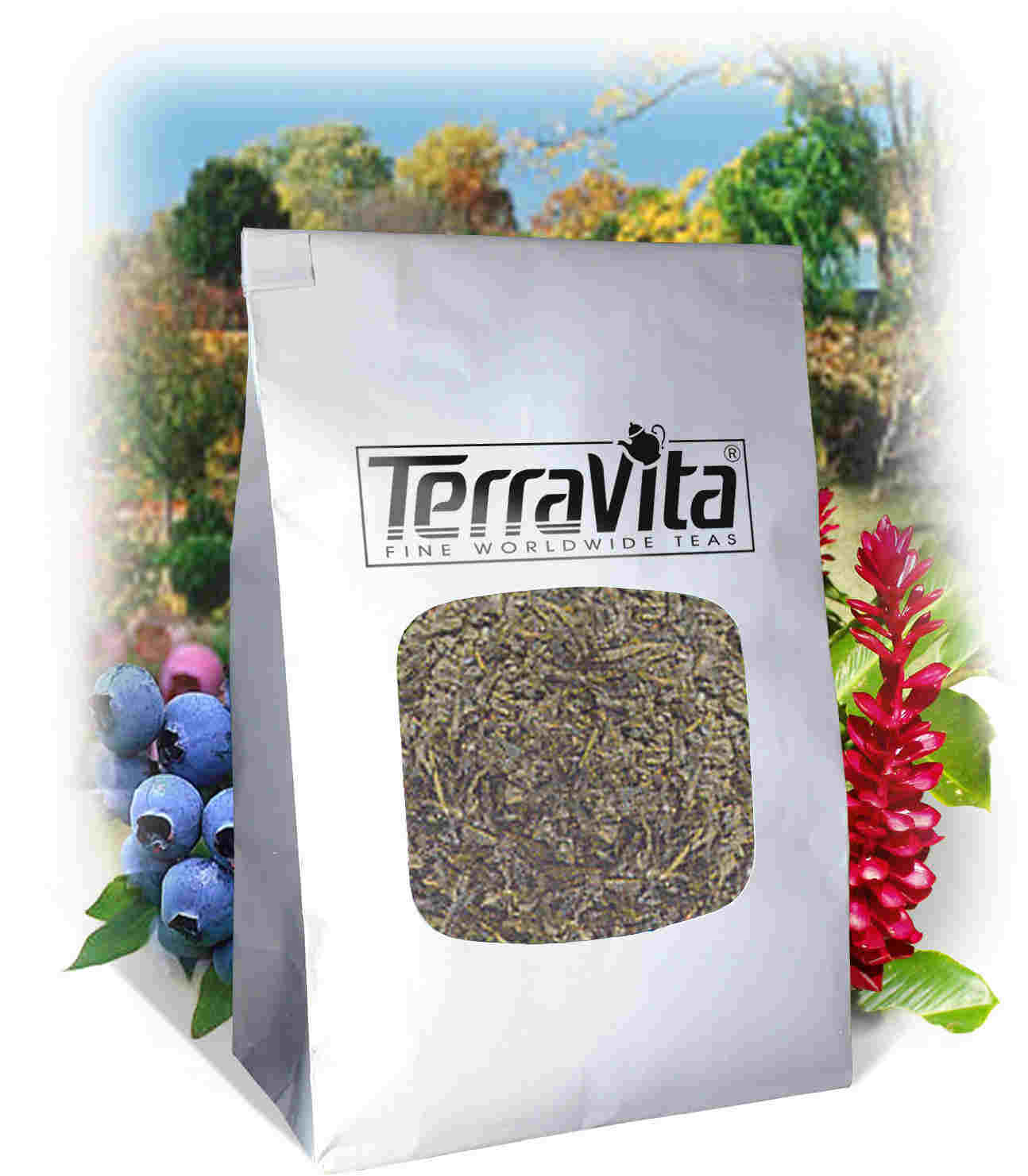 Green Yerba Mate Tea (Loose)