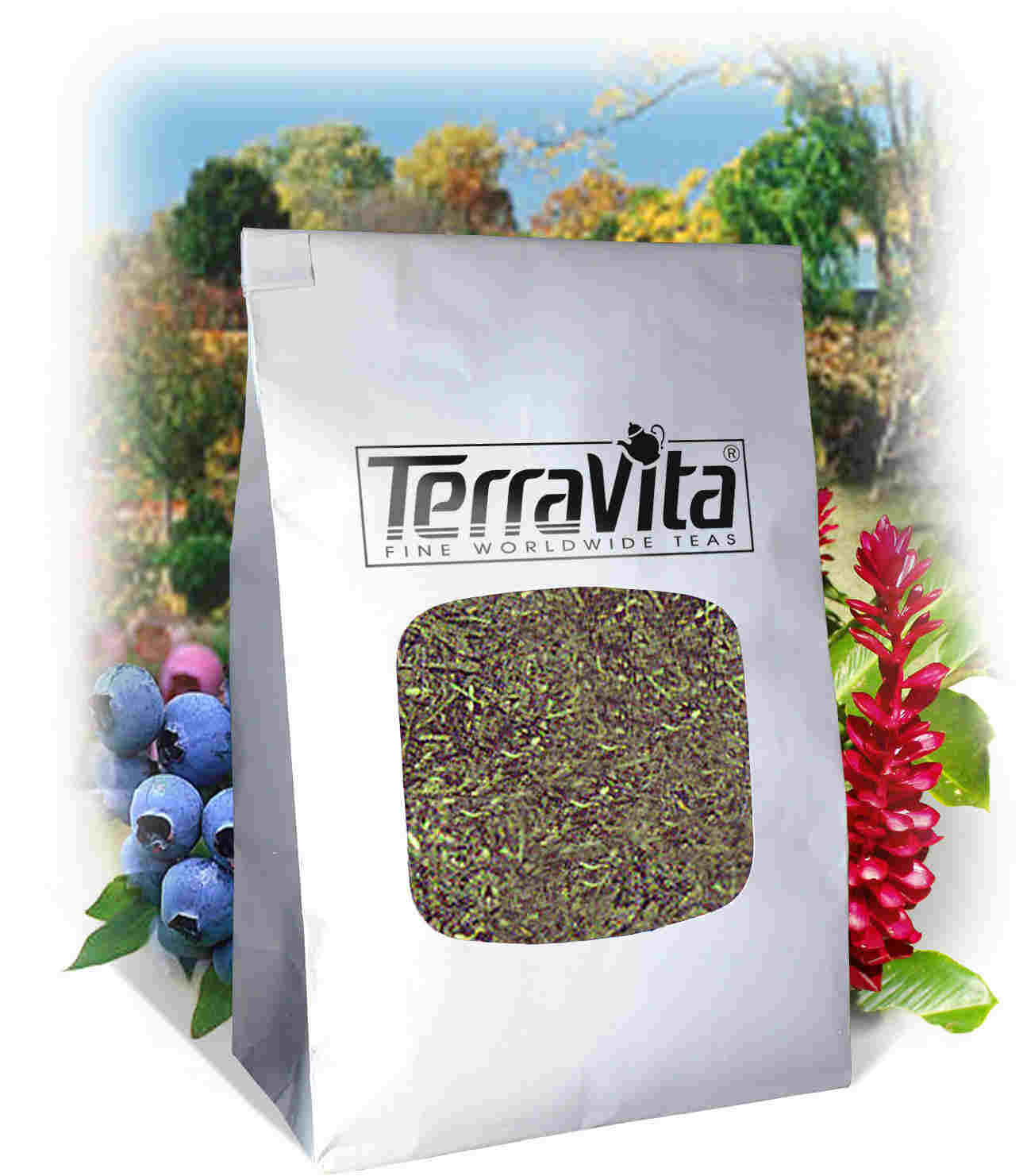 Feverfew Herb Tea (Loose)