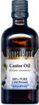 Castor Oil - 100% Pure, Cold Pressed and Cold Processed