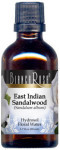 Sandalwood, East Indian - Hydrosol (Floral Water, Distillate)