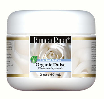 Organic Dulse Seaweed - Salve Ointment