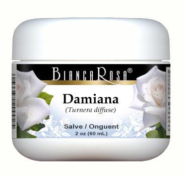 Damiana - Salve Ointment