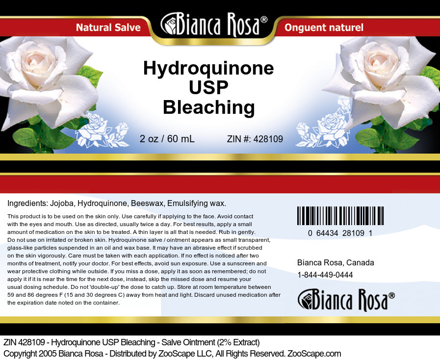 Hydroquinone USP