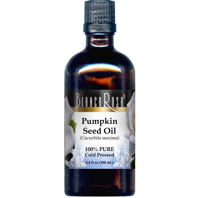 Pumpkin Seed Oil - 100% Pure, Cold Pressed