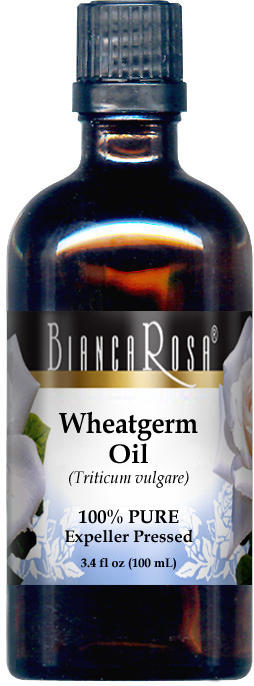 Wheat Germ Carrier Oil - 100% Pure, Expeller Pressed