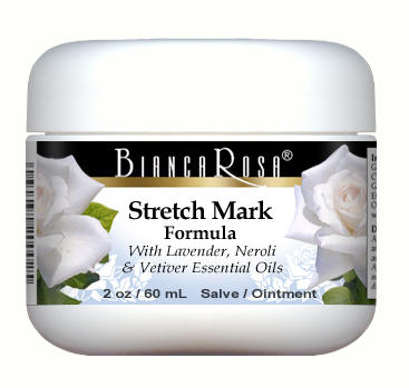 Stretch Mark - Salve Ointment Enriched with Lavender, Neroli and Vetiver