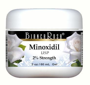 Minoxidil USP (2%) - Gel