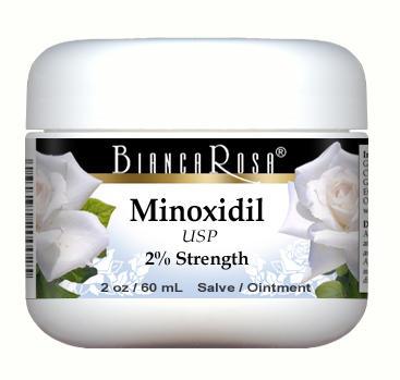 Minoxidil USP (2%) - Salve Ointment