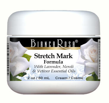 Stretch Mark Cream Enriched with Lavender, Neroli and Vetiver