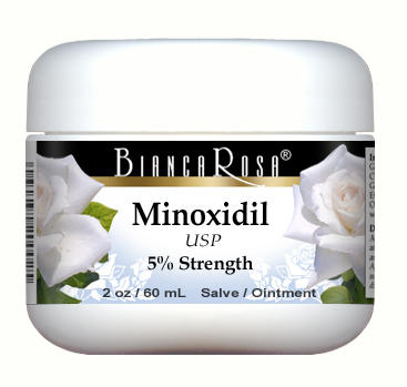 Minoxidil USP (5%) - Salve Ointment - Extra Strength - Not available in Canada