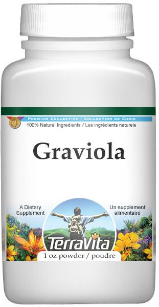 Graviola (Soursop) Powder