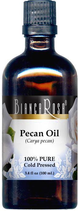 Pecan Oil - 100% Pure, Cold Pressed