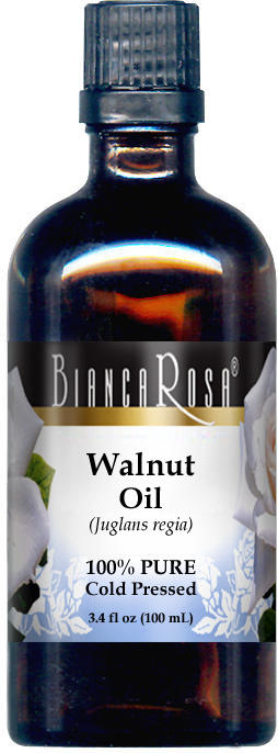 Walnut Carrier Oil - 100% Pure, Cold Pressed