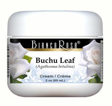 Buchu Leaf (Organic) - Cream