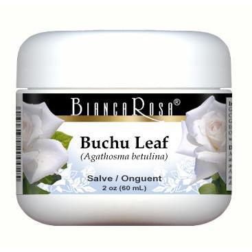 Buchu Leaf (Organic) - Salve Ointment
