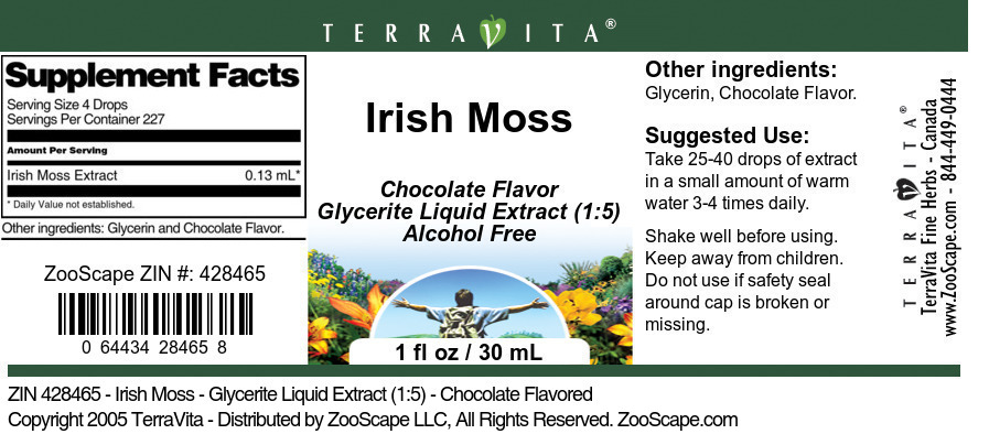 Irish Moss