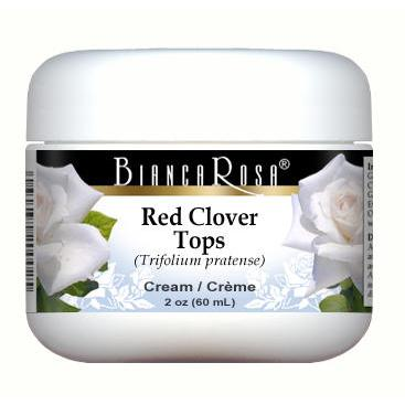 Red Clover Tops - Cream