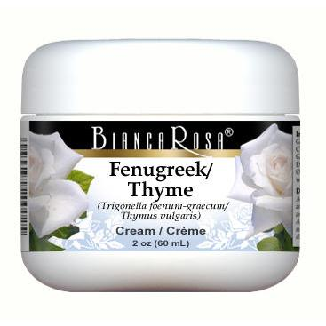 Fenugreek and Thyme - Cream