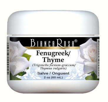 Fenugreek and Thyme - Salve Ointment