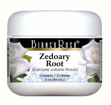 Zedoary Root (Wild Turmeric) - Cream