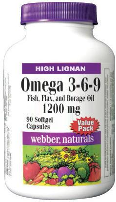 Fish Flaxseed Borage Oil Omega 3 6 9 Reviews