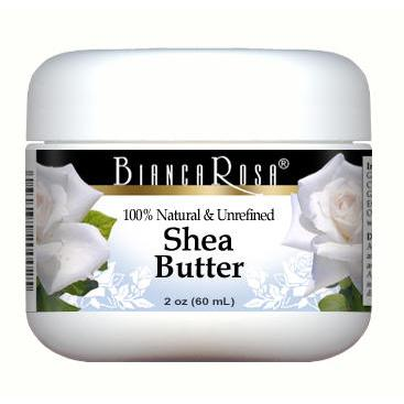 Shea Butter - 100% Natural and Unrefined