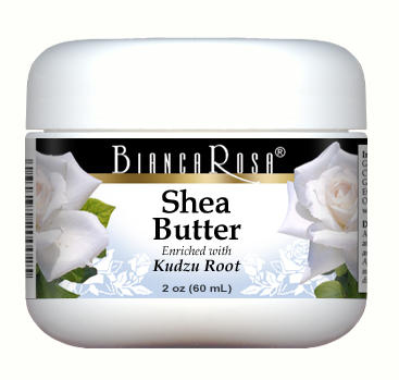 Shea Butter (100% Natural & Unrefined) Enriched with Kudzu Root
