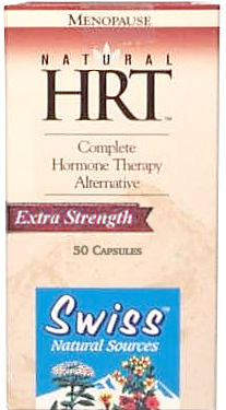 Natural HRT Hormone Replacement Therapy - Extra Strength