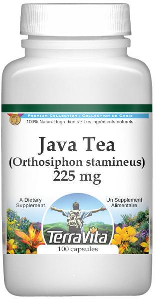 Java Tea (Orthosiphon stamineus) - 225 mg