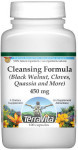 Cleansing Formula - Black Walnut, Cloves, Quassia and More - 450 mg
