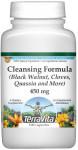 Cleansing Formula - Black Walnut, Cloves, Quassia and More - 450 mg