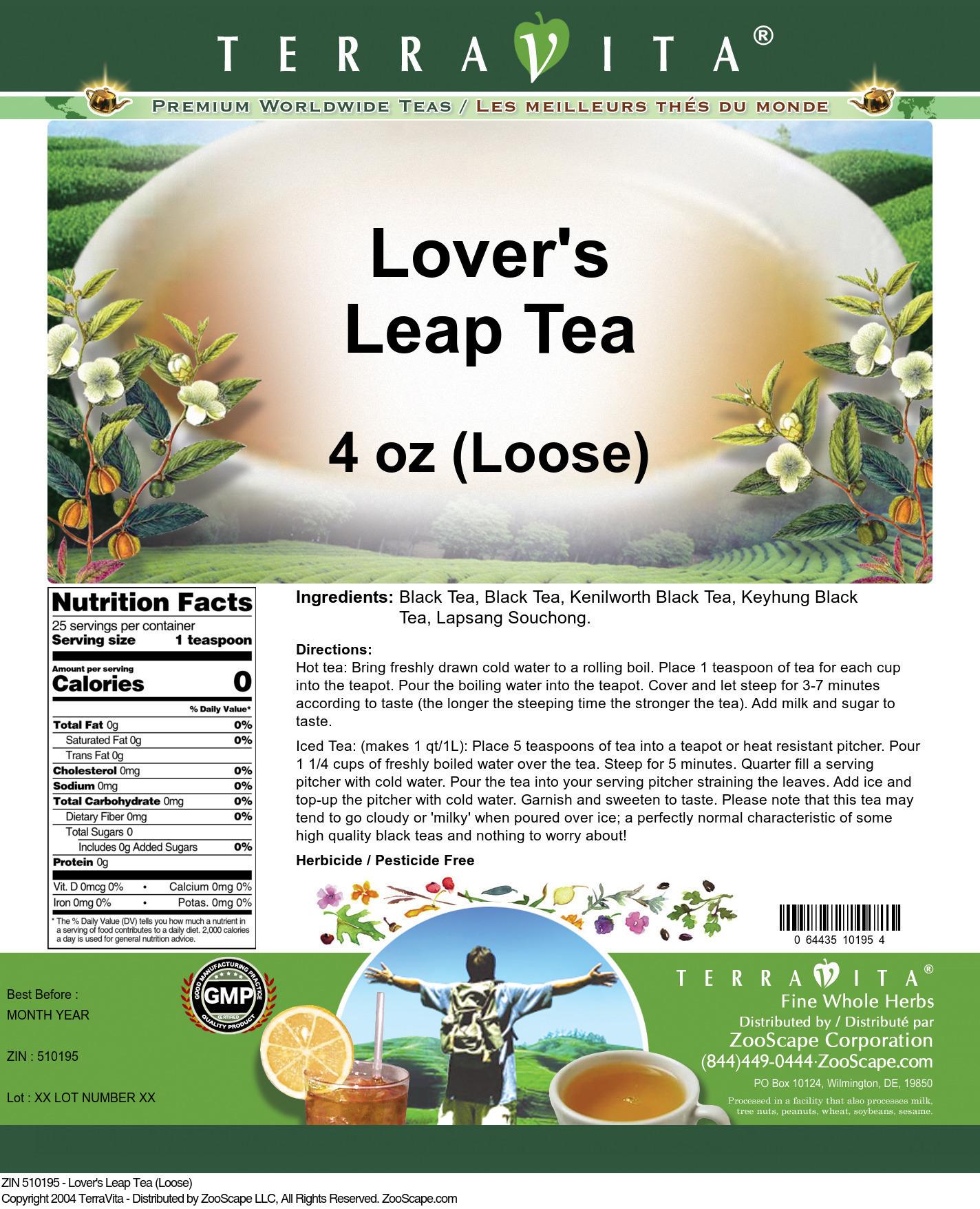 Lover's Leap
