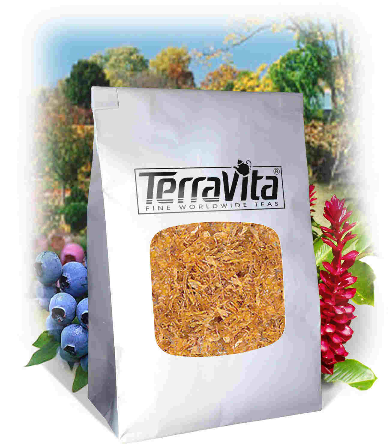 Calendula Petals Tea (Loose)